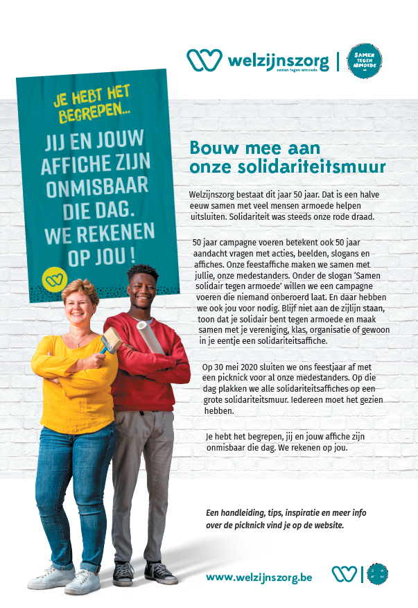 Affichemethodiek oproep